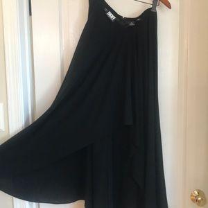 Donna Karen Black Skirt Size 12